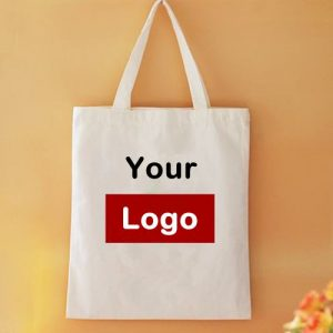 Corporate Merchandise: Logo printing on promotional cloth bags for your event attendees