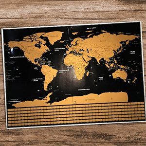 Corporate Merchandise: Unique gifting ideas | World Map with frame