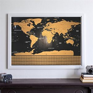 Corporate Merchandise: Unique gifting ideas   World Map
