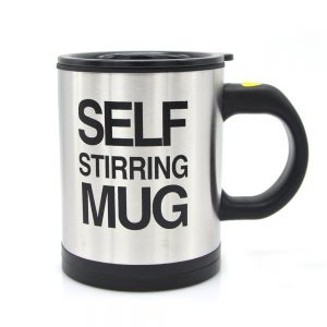 Corporate Merchandise: Unique gifting ideas | Self Stirring Coffee Mug