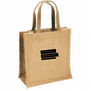 Corporate Merchandise: Logo Printing on promotional gifts and jute bags