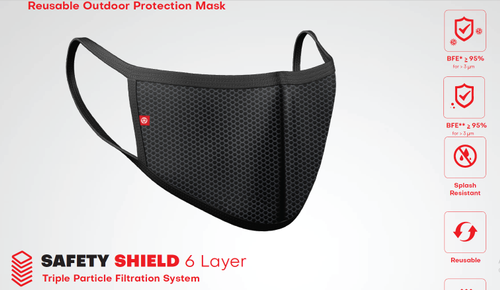 Outdoor Protection Mask